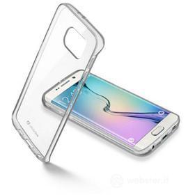 Cover rigida trasparente con cornice in gomma Clear Duo (Galaxy S6 Edge)