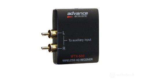 Cavetteria Audio/Video Advance Acoustic WTX-500 (AZ)