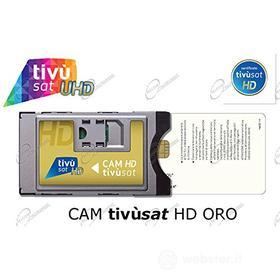 Cam per dtt CAM TVSAT 121TVS HD (AZ)