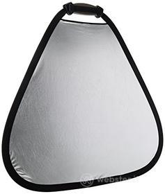 Accessorio Illuminatore Pannello TriGrip Argento / Bianco 75 cm (AZ)