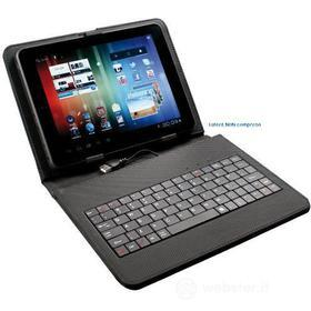 Custodia con tastiera tablet 9,7''