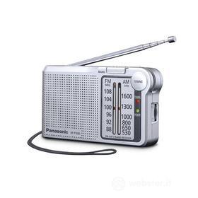 Radio Radio RF-P150DEJS Sil.Am/Fm Al/Pile Alt. (AZ)