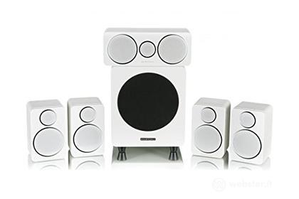 Diffusori - Kit Cinema Wharfedale Kit Box DX-2HCP White 5x100+S (AZ)