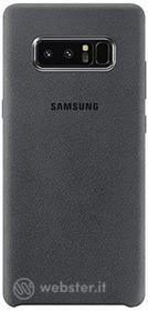 Cellulare - Custodia Alcantara Cover (Galaxy Note 8) (AZ)