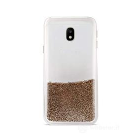 Cellulare - Custodia Sand Gold (Galaxy J3 (2017) (AZ)