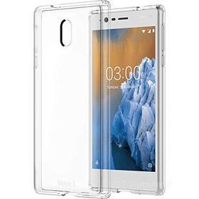Cellulare - Custodia Slim Crystal Cover CC-103 (Nokia 3) (AZ)