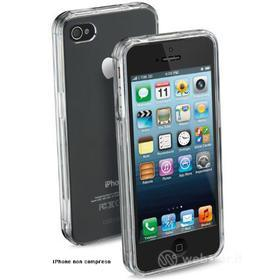 Cover rigida trasparente iPhone 5