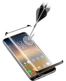 Cellulare - Screen Protector Second Glass Curved Capsule Box 3 (Galaxy S9+) (AZ)