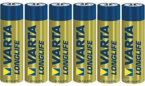Batteria Standard Longlife AA 4+2 Free (AZ)