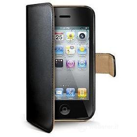 Custodia a portafoglio iPhone 4/4S