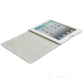 Custodia iTrendy Shiny White iPad 2/3