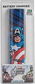 Power Bank Captain America