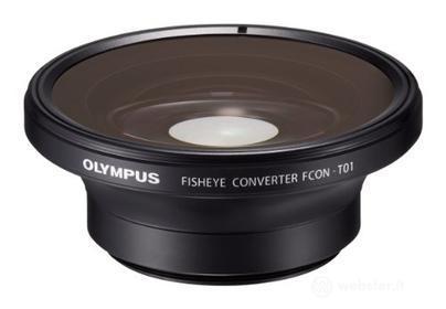 Anello Adattatore Convertitore Fisheye FCON-T01 per TG-1 (AZ)