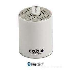Speaker Musicdrum HI-FI Bluetooth White