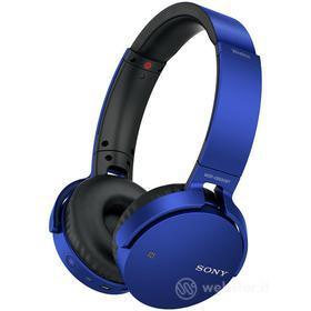 Cuffie chiuse extra bass wireless Bluetooth MDR-XB650BT