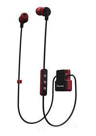Cuffia Auric.SE-CL5BT Red IPX4 Clip Mic.8hr (AZ)