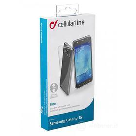 Cover morbida ultrasottile Fine (Galaxy J5)