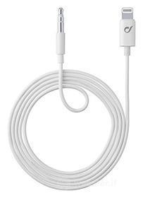 Cellulare - Kit Cavo Dati/ Stili/Pennini Aux Music Cable - Lightning (AZ)