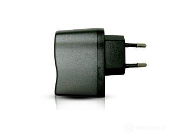 Caricabatterie USB da rete