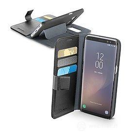 Custodia a libro con porta tessere Book Agenda (Galaxy S8)