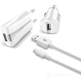 Charger Kit 3 in 1 Lightning