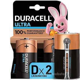 Batteria Standard Ultra Power 2pz. D (AZ)