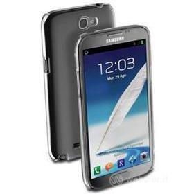 Cover rigida trasparente e pellicola protettiva Nokia Lumia 620