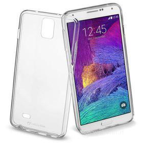 Custodia rigida trasparente Galaxy Note 4