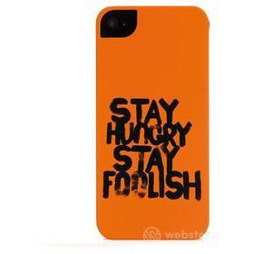 Cover in gomma Steve Jobs iPhone 5/5S