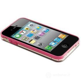 iRound Purple iPhone 4/4S