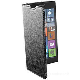 Custodia a libro Book Essential (Lumia 640)