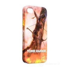 Cover rigida Tomb Raider Fuoco iPhone4