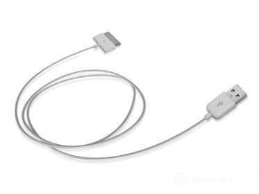 Cellulare - Kit Cavo Dati/ Stili/Pennini Cavo dati USB 2.0 a Dock iPhone (AZ)
