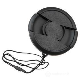 Obiettivo - Tappo Professional Lens Cap 62 mm (AZ)
