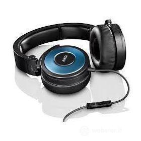 Cuffia DJ ad alte prestazioni con microfono sul cavo (K619)
