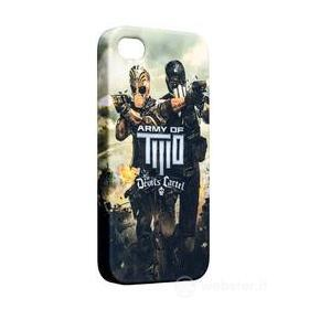 Cover rigida Army of Two iPhone4