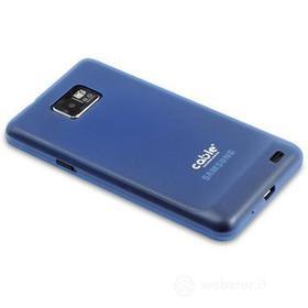 Custodia iSlimFit light blue Galaxy S2