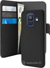 Cellulare - Custodia Wallet Detachable 2 in 1 (Galaxy A6 (2018)) (AZ)