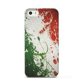Cover Mundial in gomma bandiera Italia iPhone 5