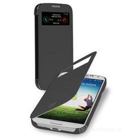 Custodia a libro con finestra Samsung Galaxy S4