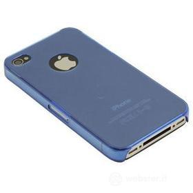 Cover iSlim Fit Light Blue  iPhone 4