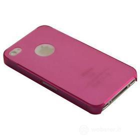 Cover iSlim Fit Light Purple iPhone 4