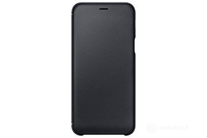 Cellulare - Custodia Wallet Cover (Galaxy A6) (AZ)