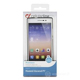 Cover Premiere in gomma lucida Huawei P7