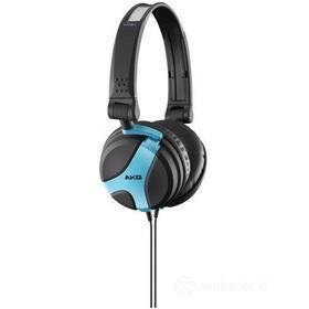 Cuffie DJ ripiegabili ad alte prestazioni e compatibili con iPhone (K518NE)