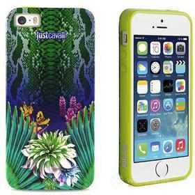 Cover Just Cavalli Python Flowers iPhone 5/5S