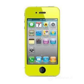 Screen Protector Yellow iPhone 4
