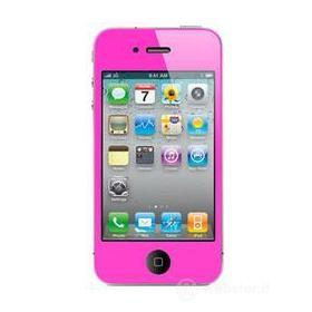 Screen Protector Pink iPhone 4
