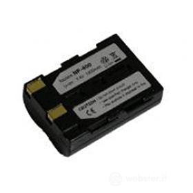 Accessorio Fotocamera Digitale NP-400 Lithium Ion Minolta Type Battery (AZ)