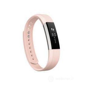 Cinturino Alta Luxe in pelle rosa